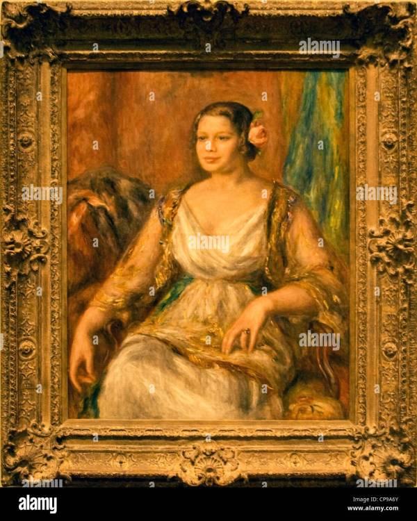Pierre-Auguste Renoir La Parisienne