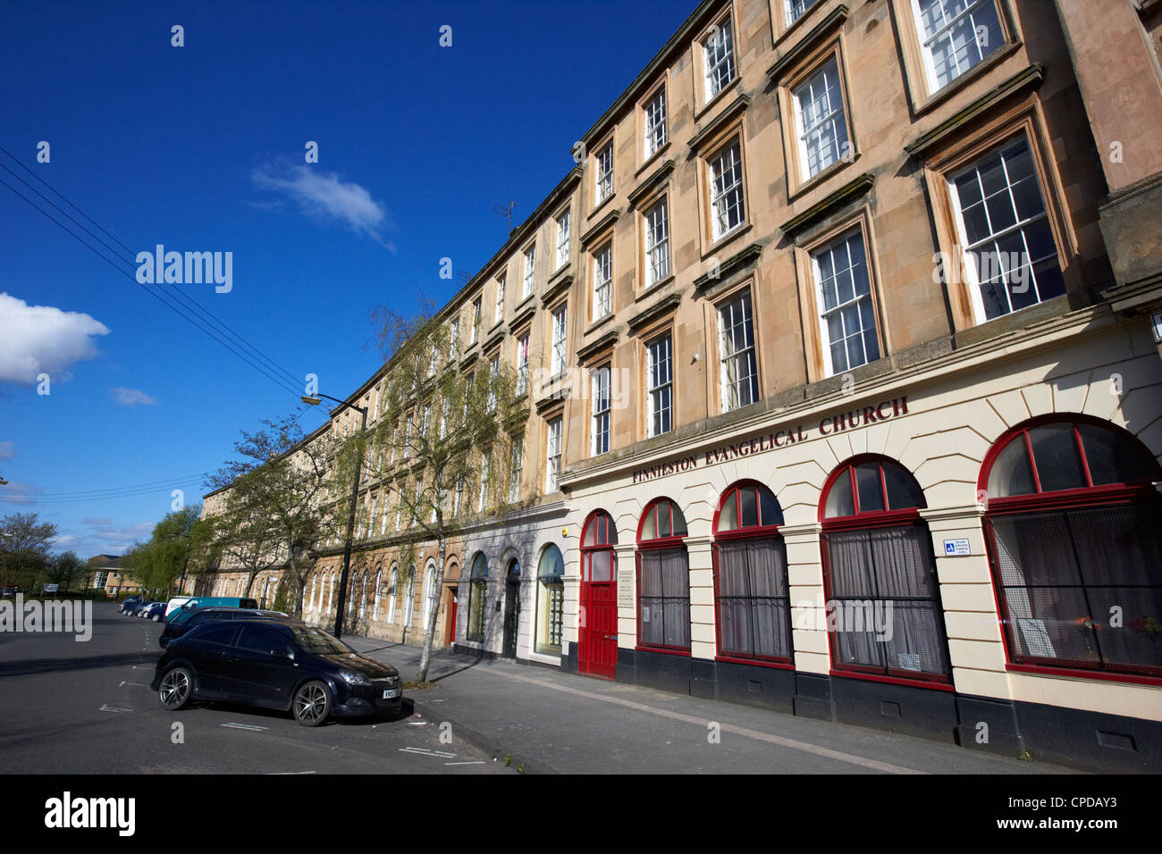 Tenement Stockfotos  Tenement Bilder  Alamy