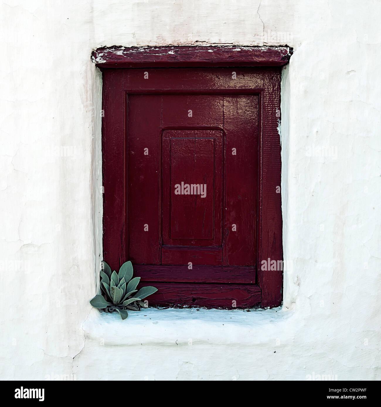 Weie Holzfenster Stockfotos  Weie Holzfenster Bilder  Alamy