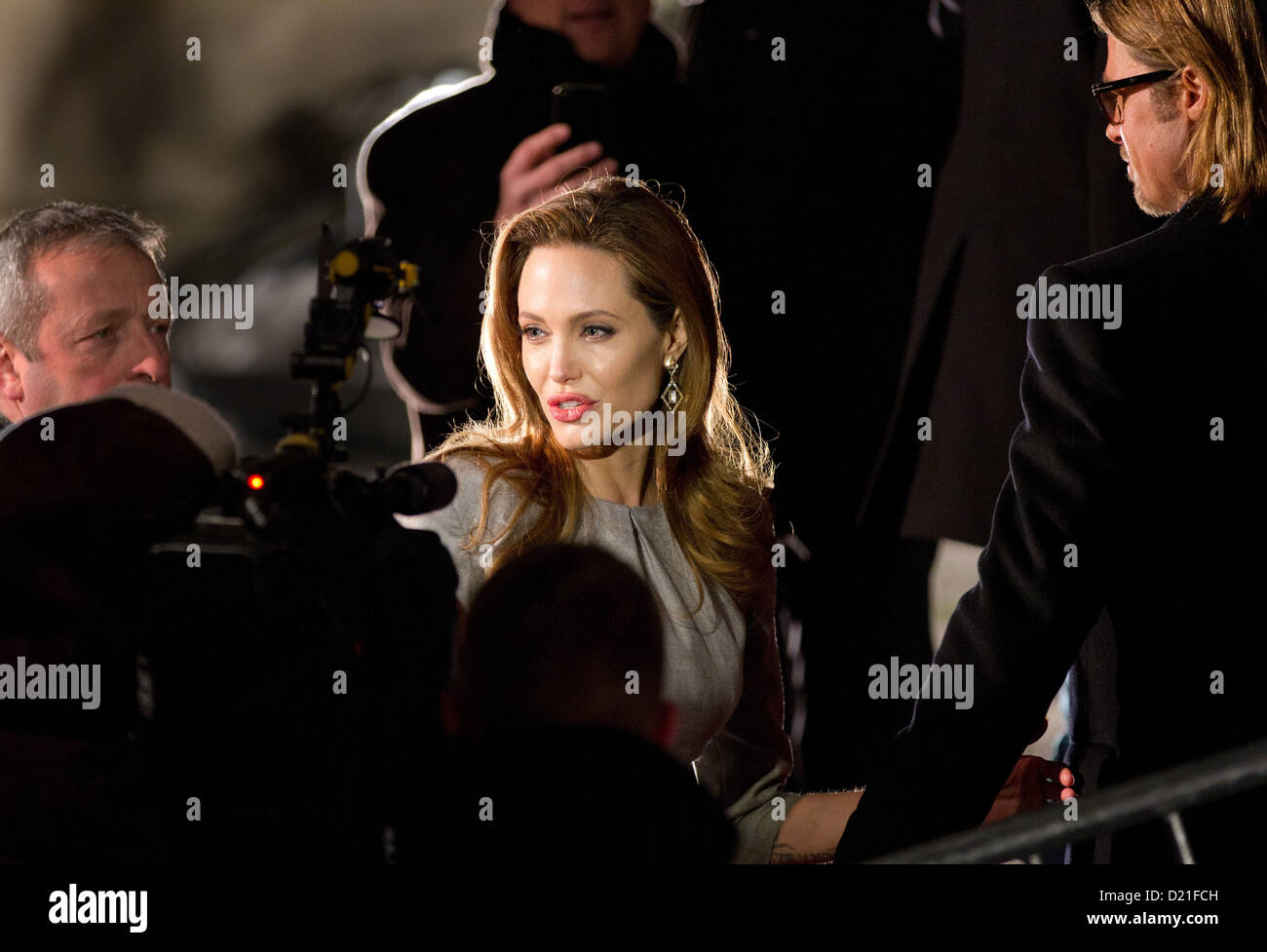 Angelina Jolie Roter Teppich Jolie Stockfotos And Jolie Bilder Alamy