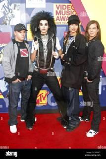 Bill Tom Kaulitz Tokio Hotel Stockfotos &
