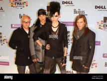 Bill Kaulitz L Stockfotos & Bilder - Alamy
