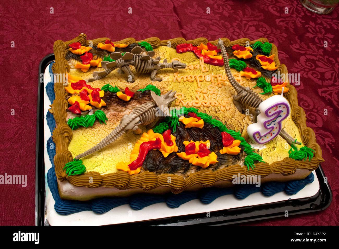 Alles Gute zum Geburtstagskuchen fr Jungen ab 3 Jahren