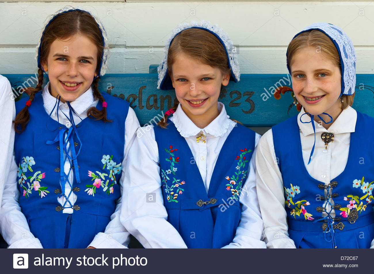 Girl Guides Uniforms Norway
