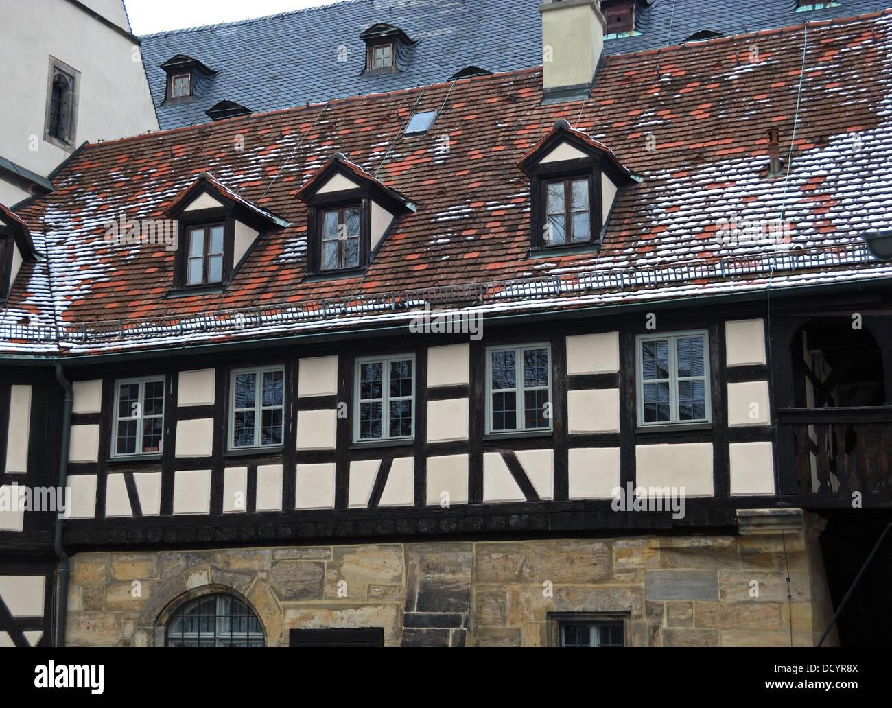Winter Bamberg Stockfotos  Winter Bamberg Bilder  Seite