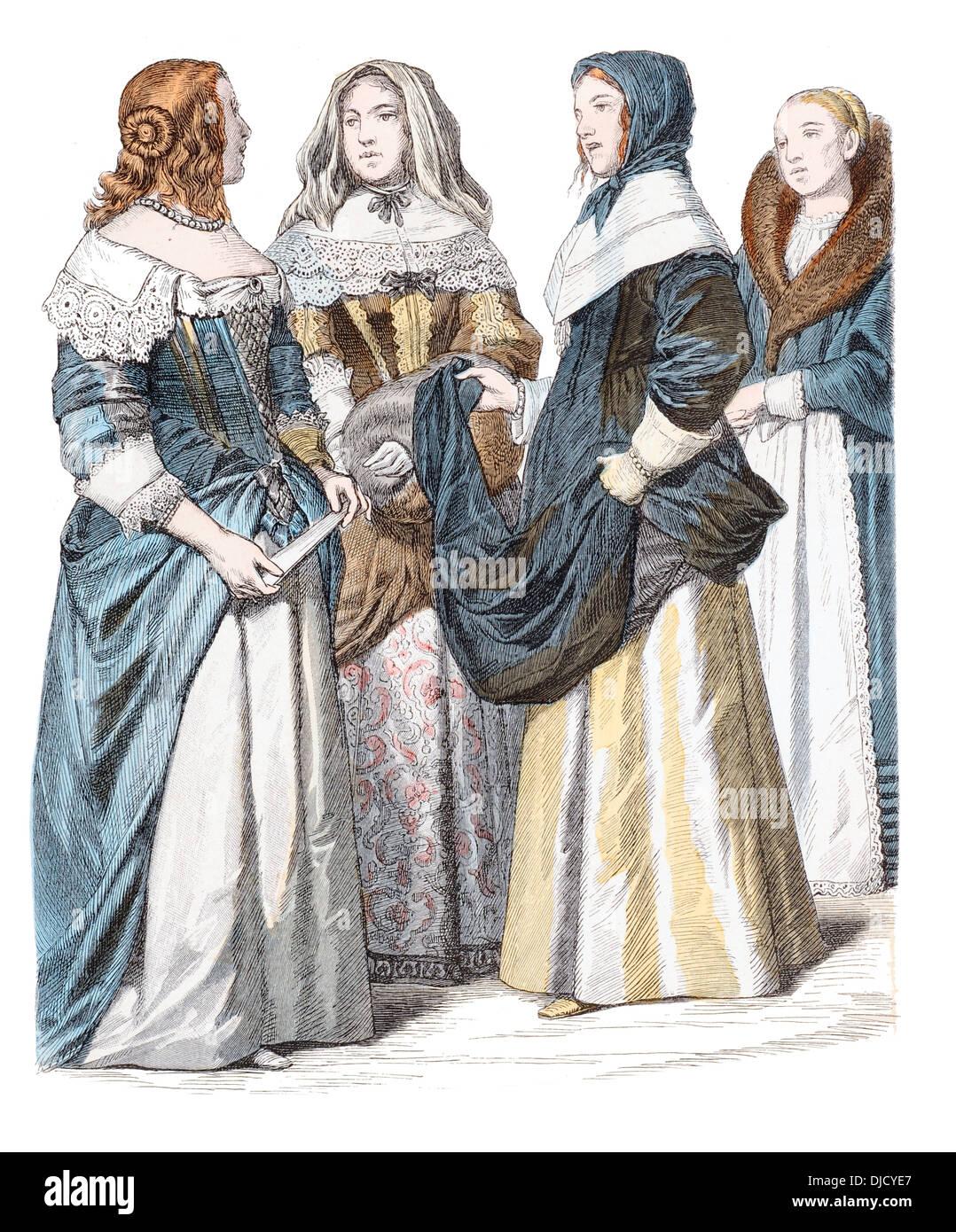 Kostm Aus Dem 17 Jahrhundert Stockfotos  Kostm Aus Dem 17 Jahrhundert Bilder  Alamy