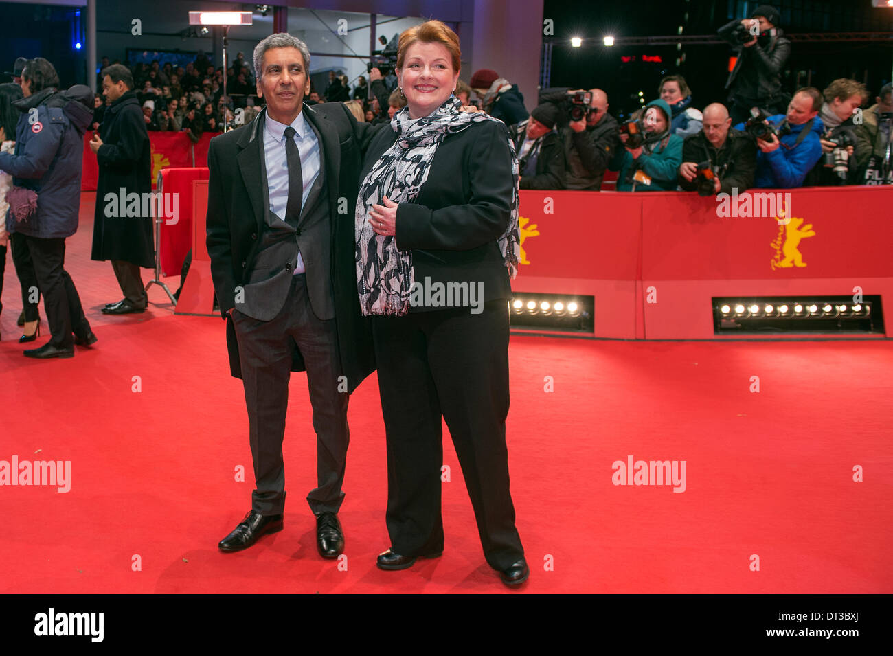 Berlin Roter Teppich Actress Brenda Blethyn Stockfotos And Actress Brenda Blethyn