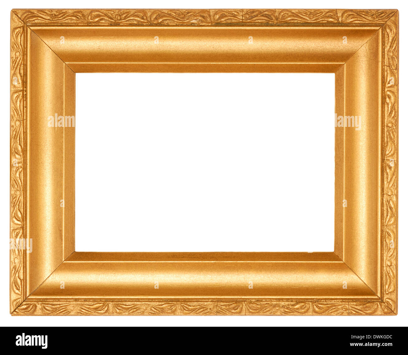 Digitaler Bilderrahmen Weiss Old Painting Gold Frame Stockfotos And Old Painting Gold
