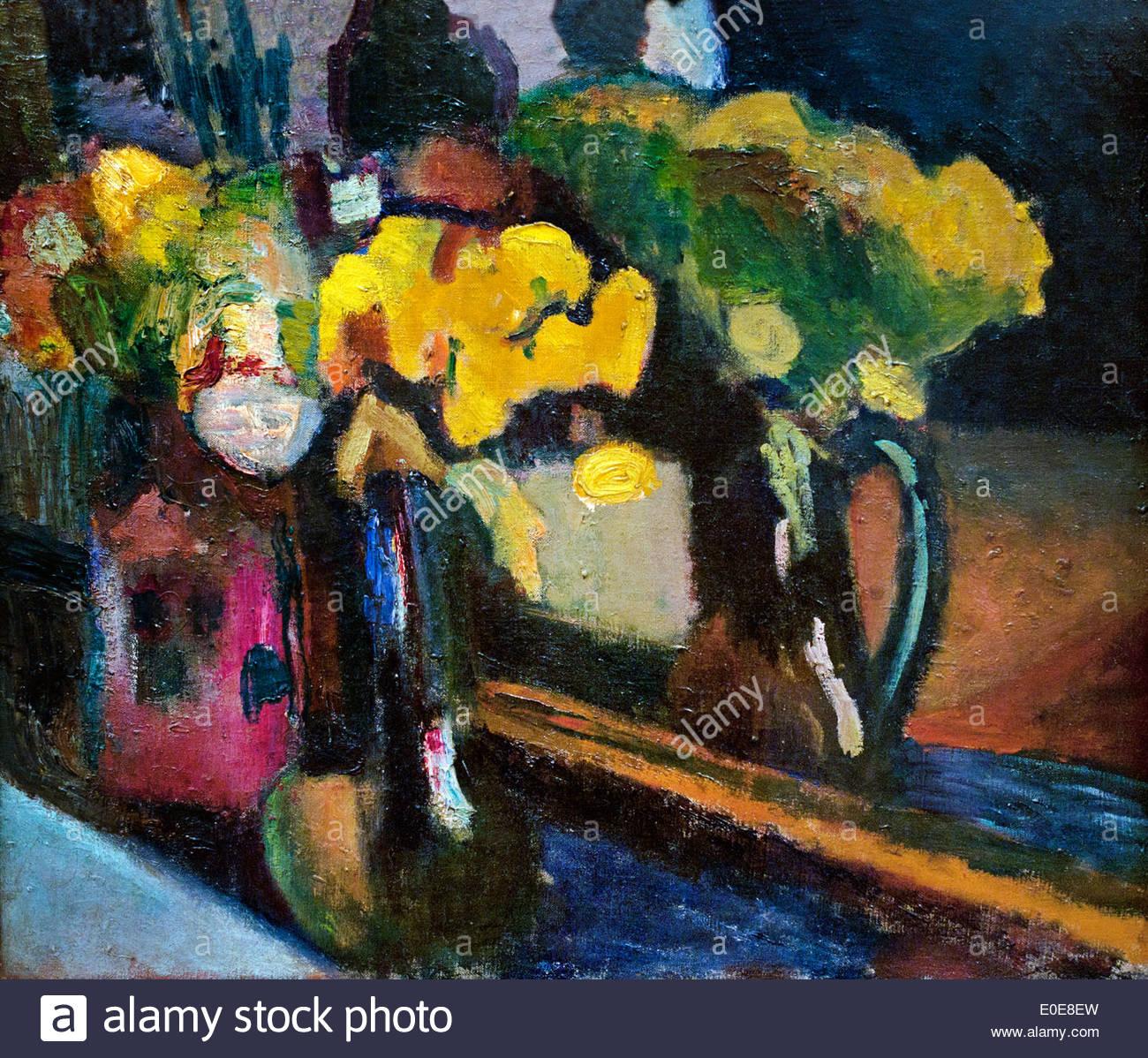 Henri Matisse Painting Stockfotos  Henri Matisse Painting