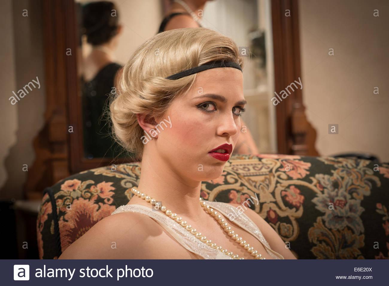 Gatsby Frisur Selber Machen Frisuren 60er Die 25 Besten Ideen Zu