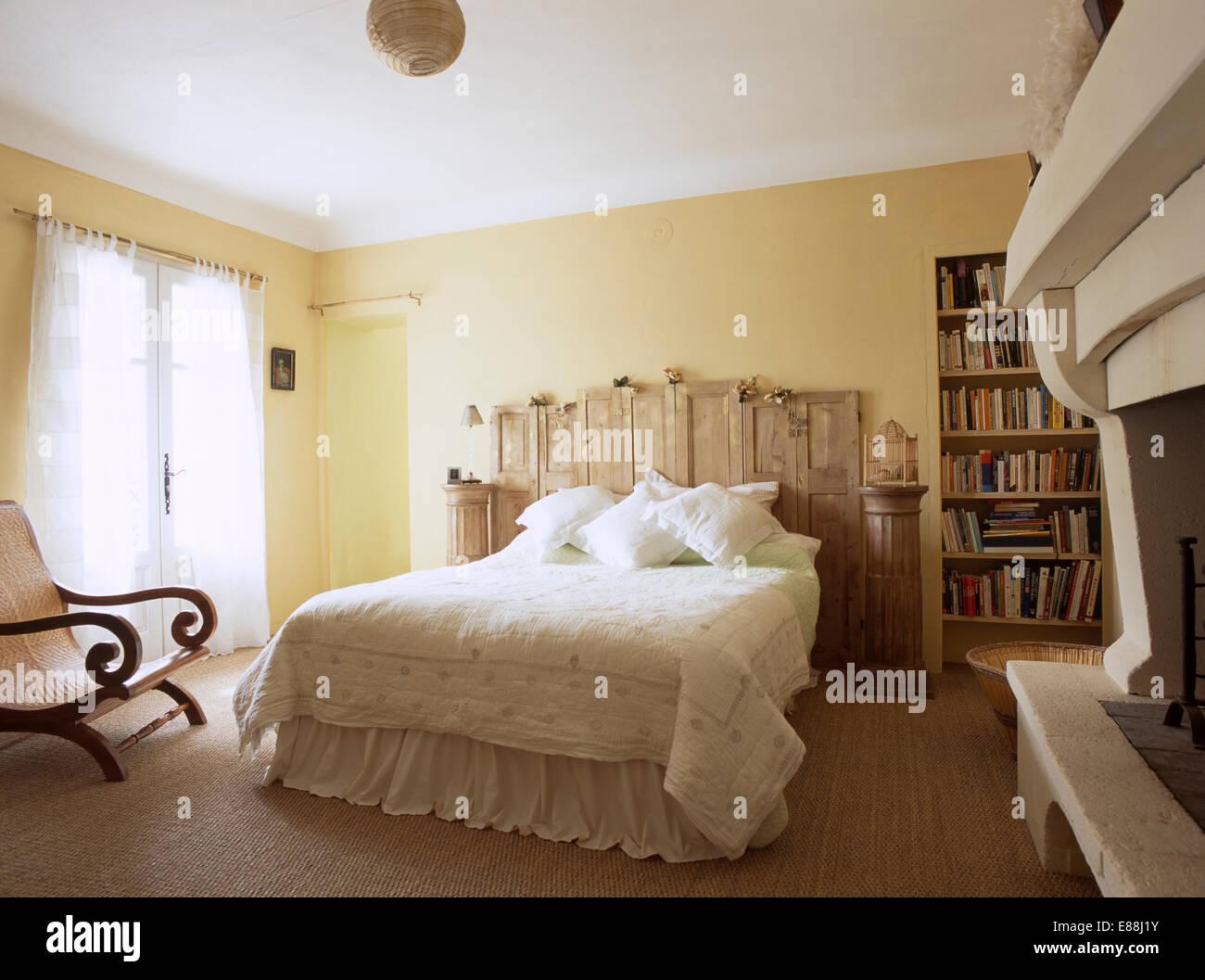 Schlafzimmer Franzosisch Einrichten Landhaus Schlafzimmer Gestalten