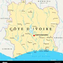 Sofaco Cote D Ivoire Cream Sofa Throw Côte 39 Politische Karte