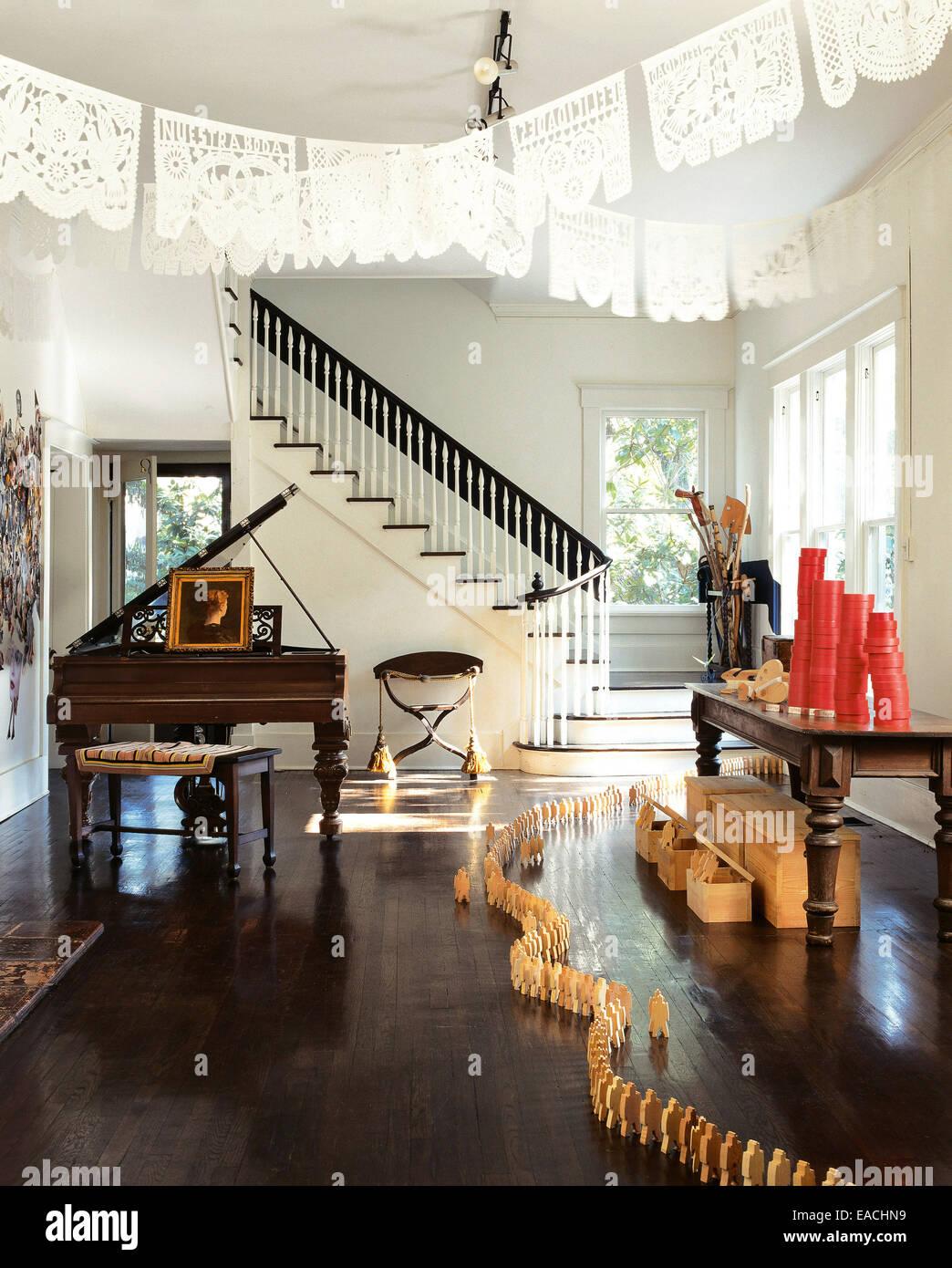 Zimmer Dekorieren Architektur Baustil Dekoration