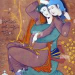 Persische Kunst Stockfotos Und Bilder Kaufen Alamy
