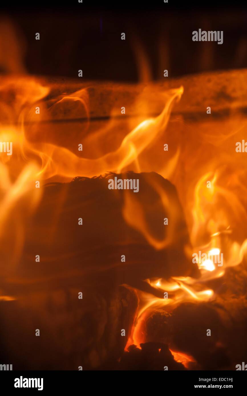 Melden Sie Sich Feuer, Ofen, Holz, Brenner, Feuer, Ort, Brennen, Log