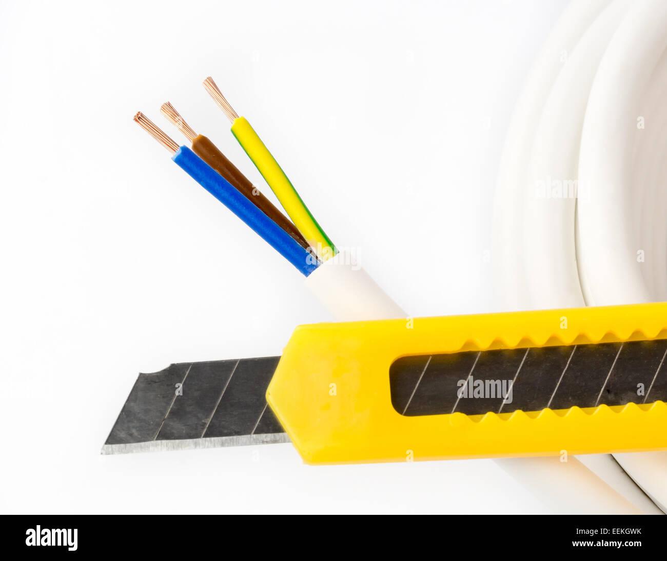 Beliebt Stromkabel Ohne Lüsterklemme Stromkabel Verbinden Ohne AF72
