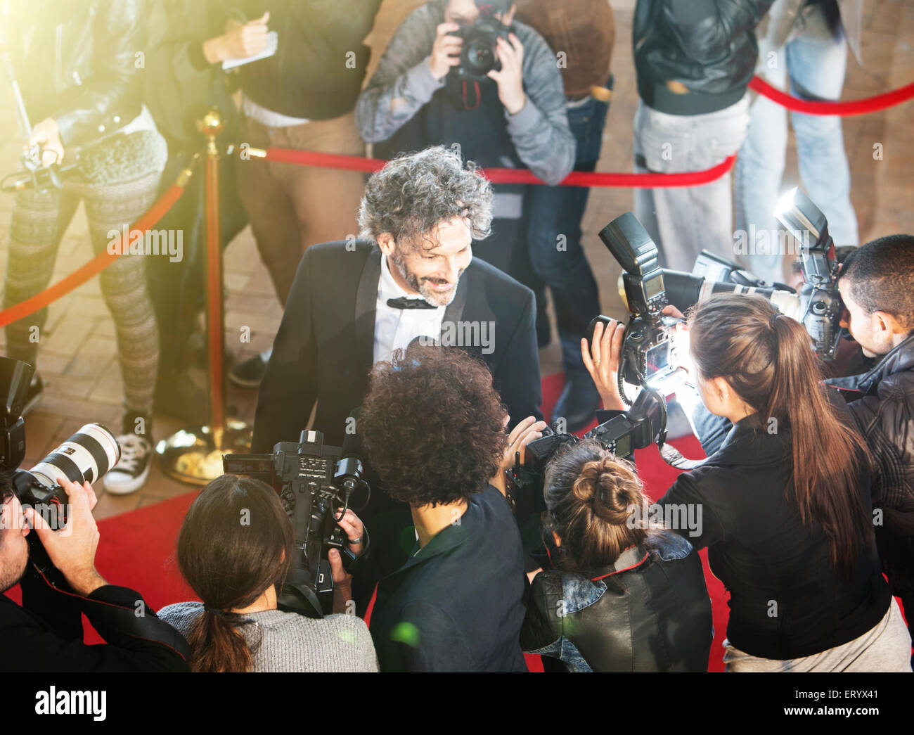 Paparazzi Roter Teppich Red Carpet Event Stockfotos And Red Carpet Event Bilder Alamy