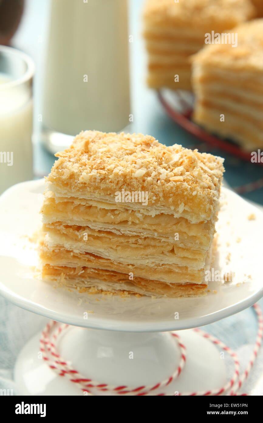 Vanillepudding Creme Fur Kuchen Einfache Buttercreme Mit Pudding