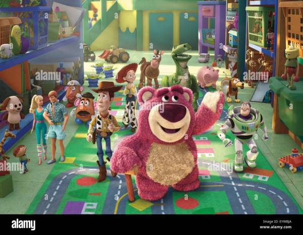 Toy Story 3; Jahr 2010 Usa; Regie Lee Unkrich; Animation