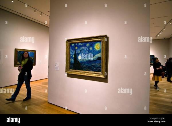 Nyc Modern Art Moma Stockfotos & Bilder - Alamy