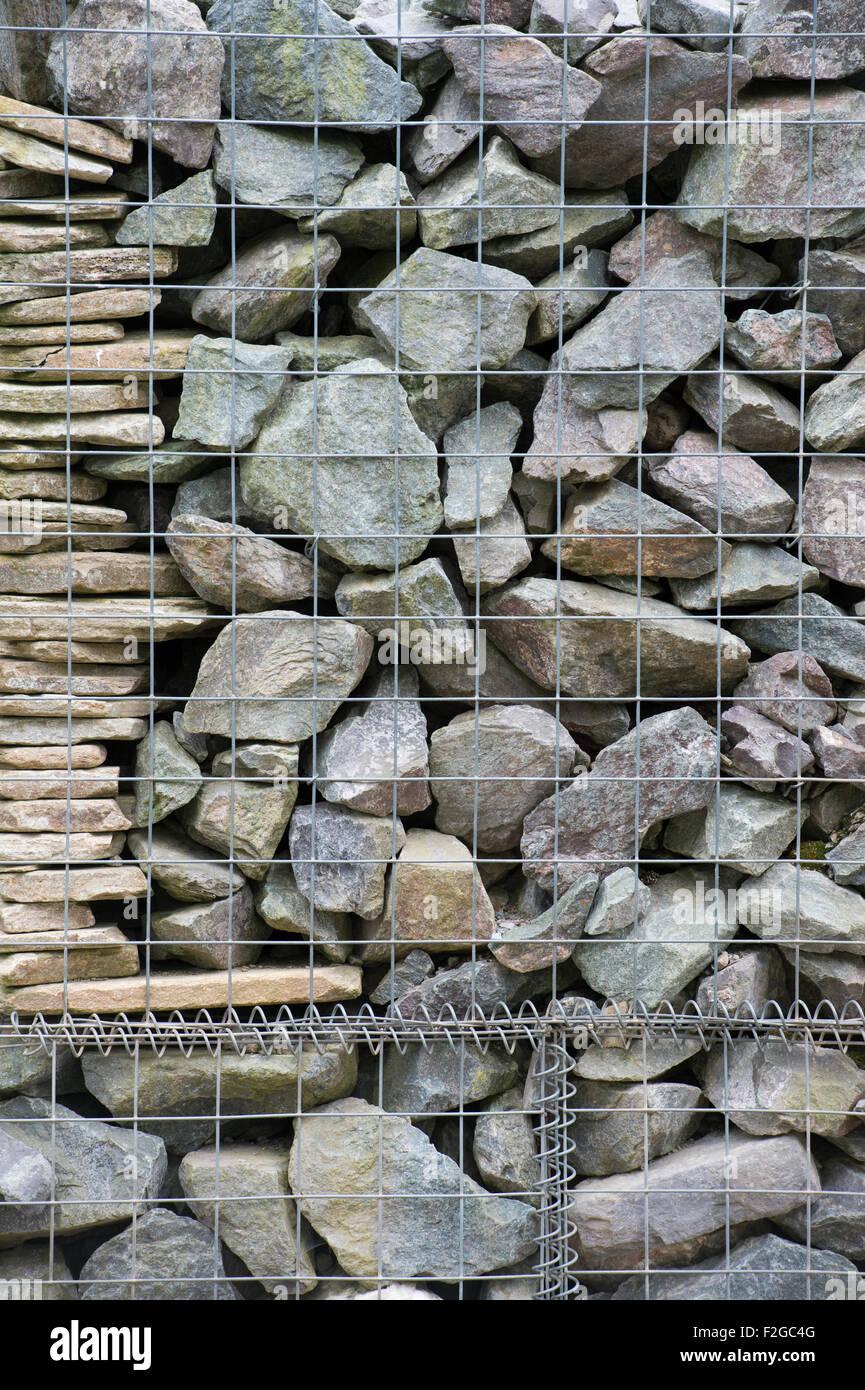 Garten Stutzmauer Gabionen Rund Um Gabionen Selber Bauen Montage