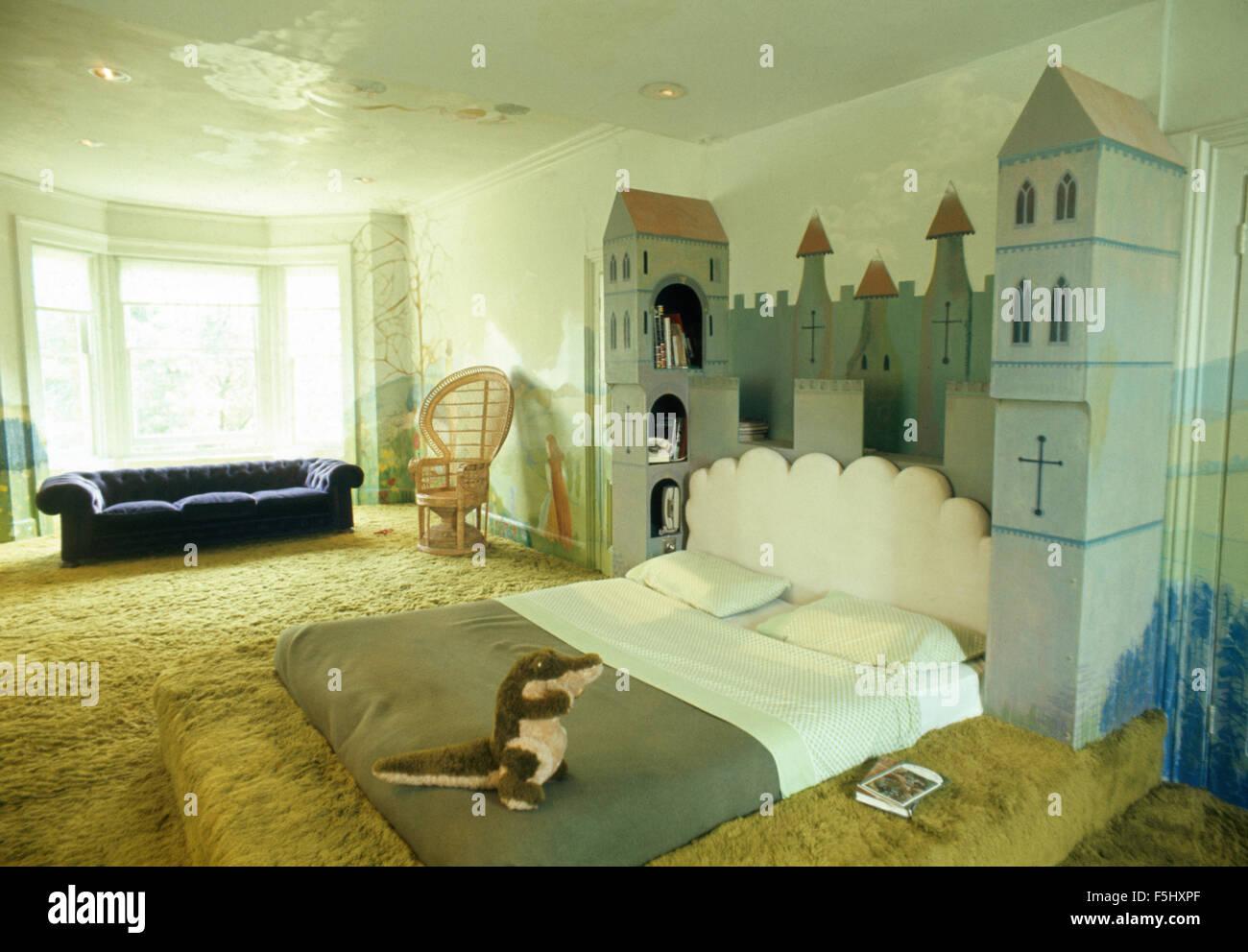 Bett Teppich Schlafzimmer Mit Komfortbett Shui Teppich Machen Bett Set