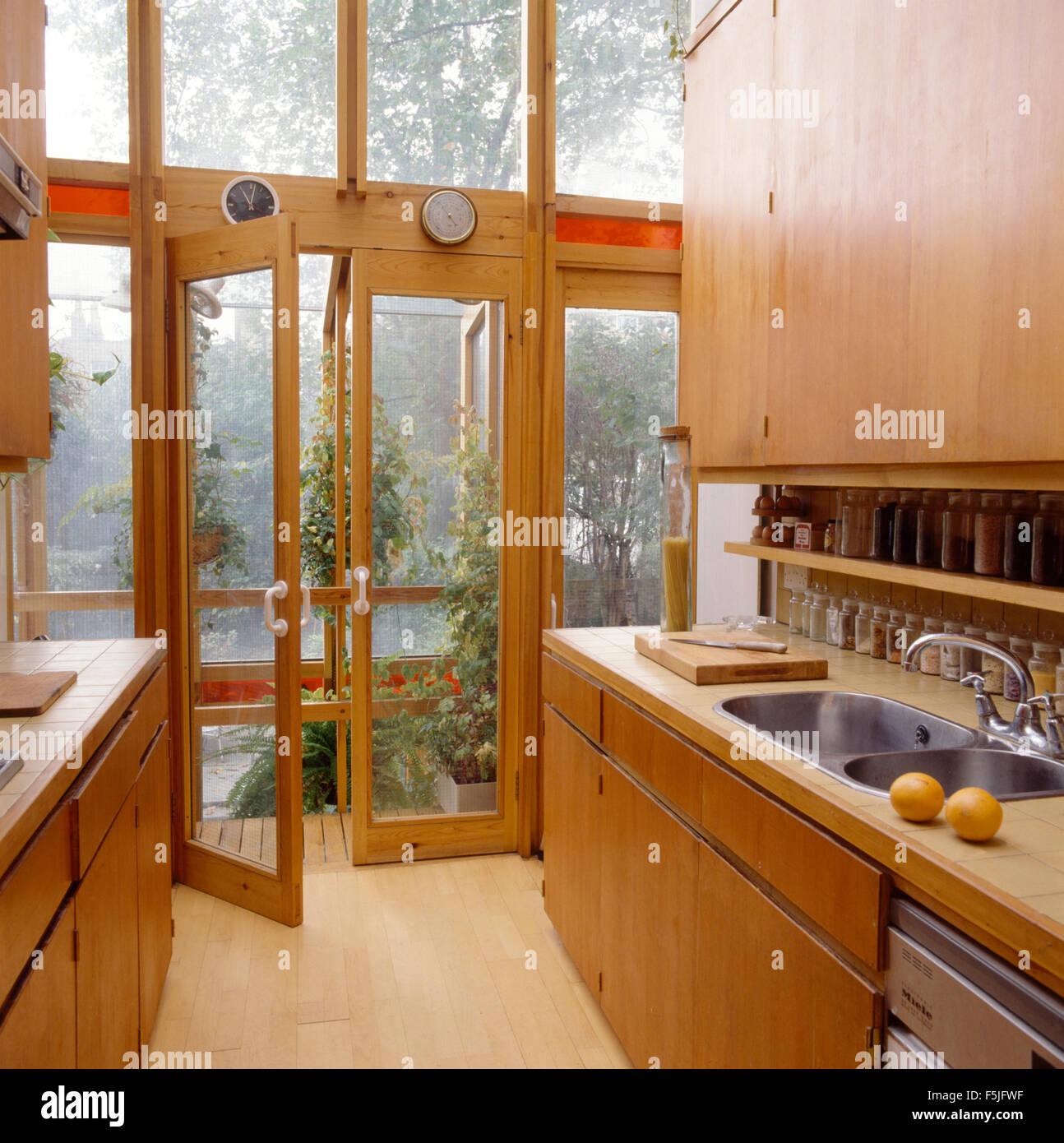 Küche 70er-stil | Flip Wanduhr Tischuhr Metallstruktur 36cm ...