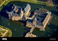 Luftaufnahme, Museum Anholt Schloss, Romantik Parkhotel ...
