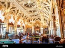 Monte Carlo Casino Monaco Inside