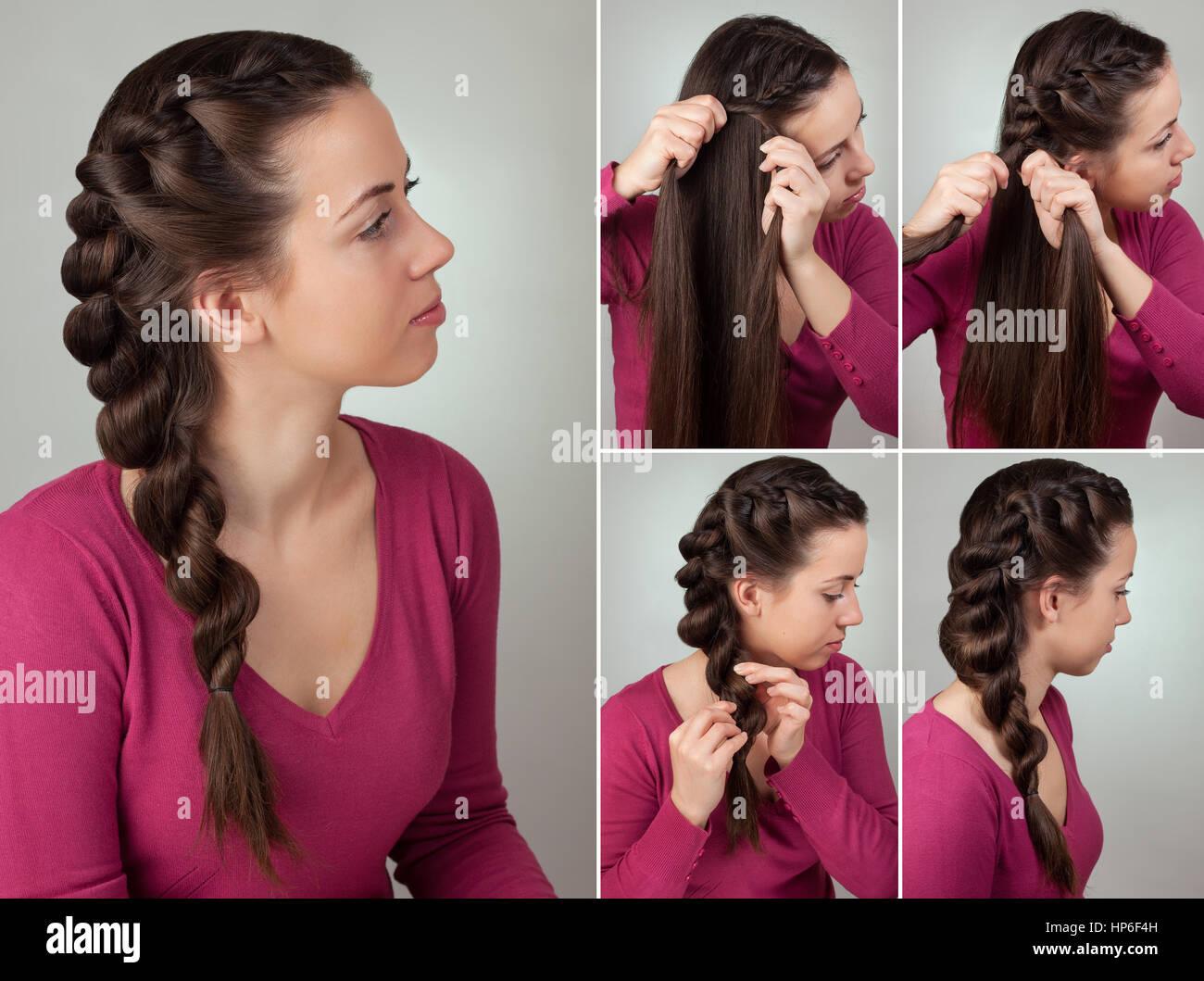 Schone Einfache Frisuren Tutorials Fur Langes Haar