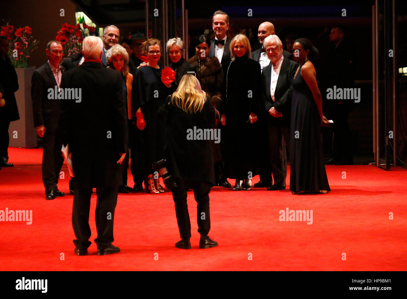 Roben Roter Teppich Berlinale Roter Teppich 2017 Berlinale 2017 Die Red