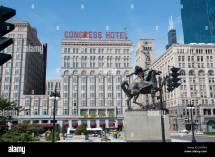 Usa Illinois Chicago Congress Plaza Hotel South