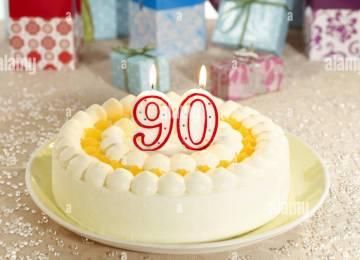 Kuchen Und Torten Für Geburtstag Torte Zum 70 Geburtstag Miss