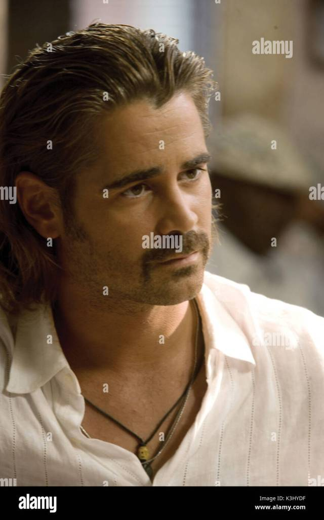 "colin farrell als detektiv sonny crockett in ""miami vice"