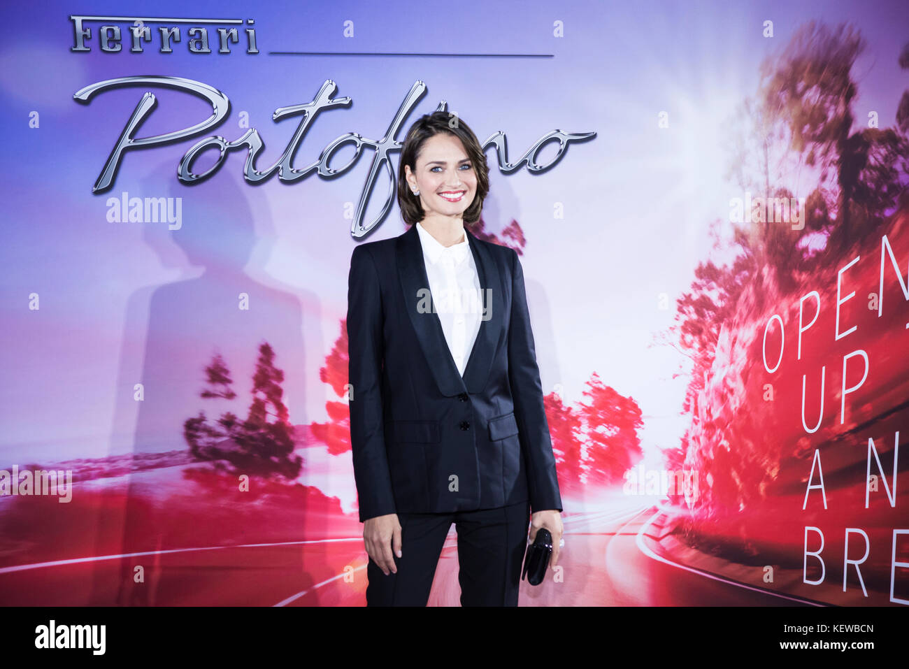 Roter Teppich Portofino Eva Rose Stockfotos And Eva Rose Bilder Alamy
