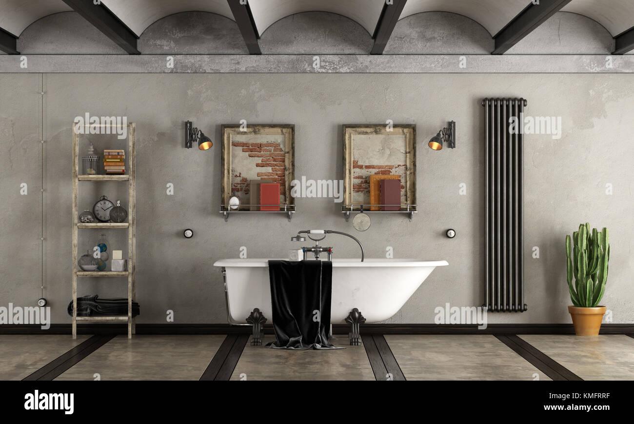 badezimmer mobel industrial style – caseconrad