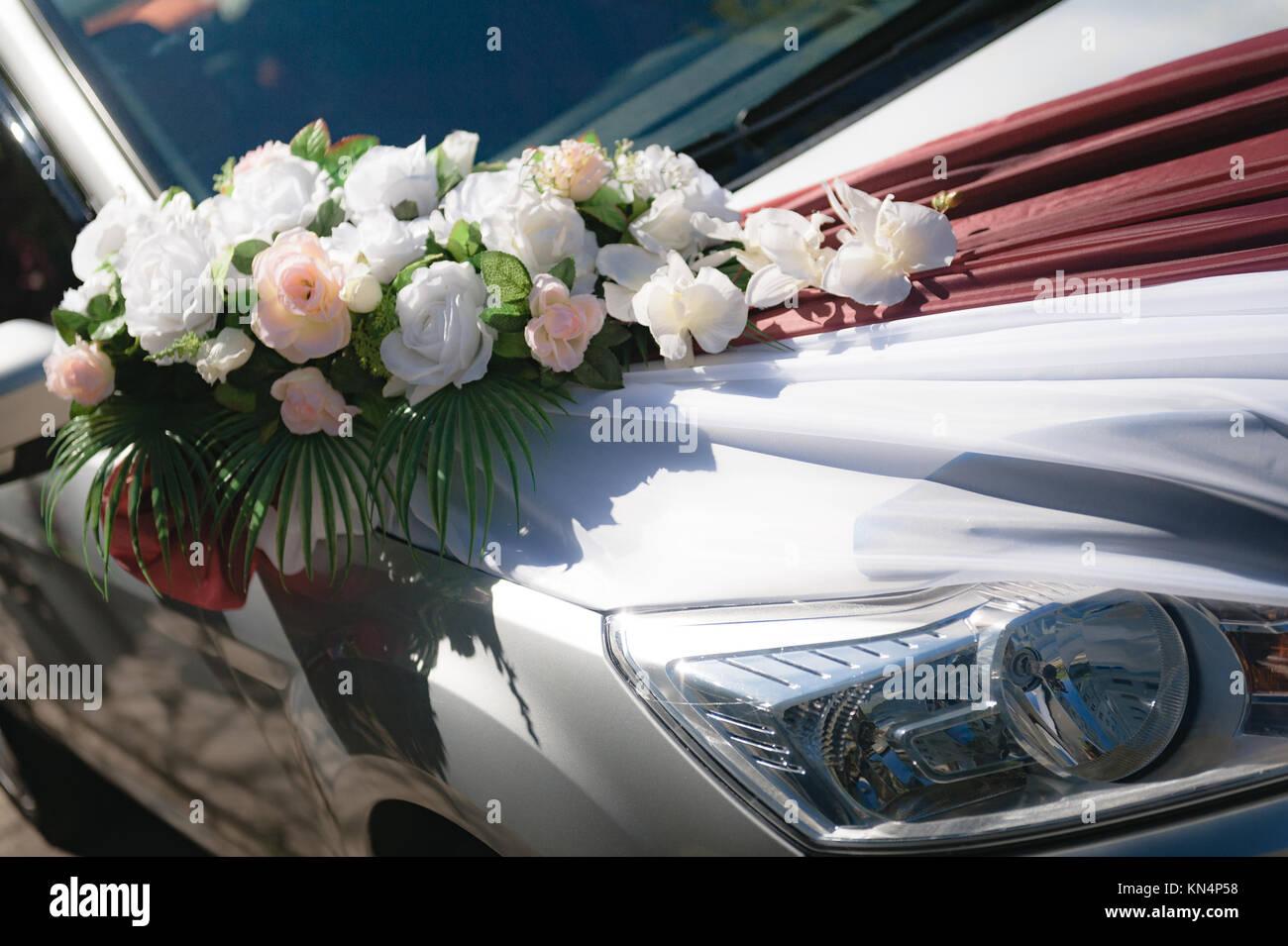 Auto Blumen Hochzeit Hochzeitsblumen Und Ihre Bedeutung Wussten