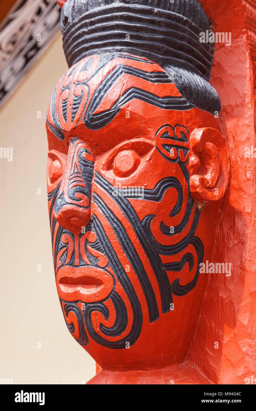 Maori Tattoo Stockfotos  Maori Tattoo Bilder  Alamy