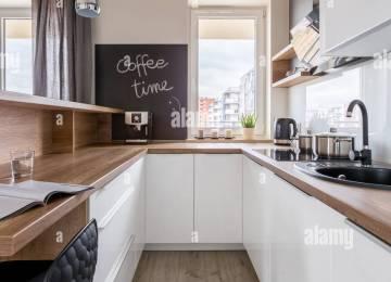 Küche Weiß Holz | Küche Grau Weiß Holz Avec Küche Modern Schwarz Weiß Et