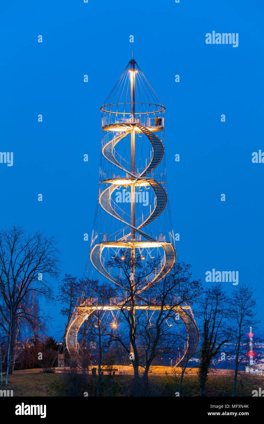 Killesbergturm Stockfotos  Killesbergturm Bilder  Alamy