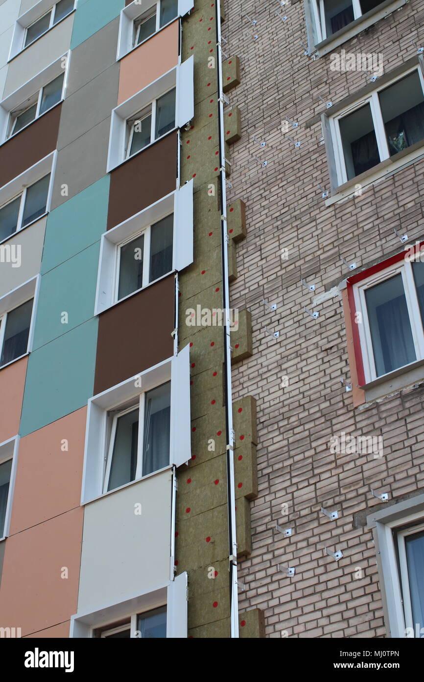 Container Haus Isolieren Die Kosten Fur Fassadendammung Ermitteln