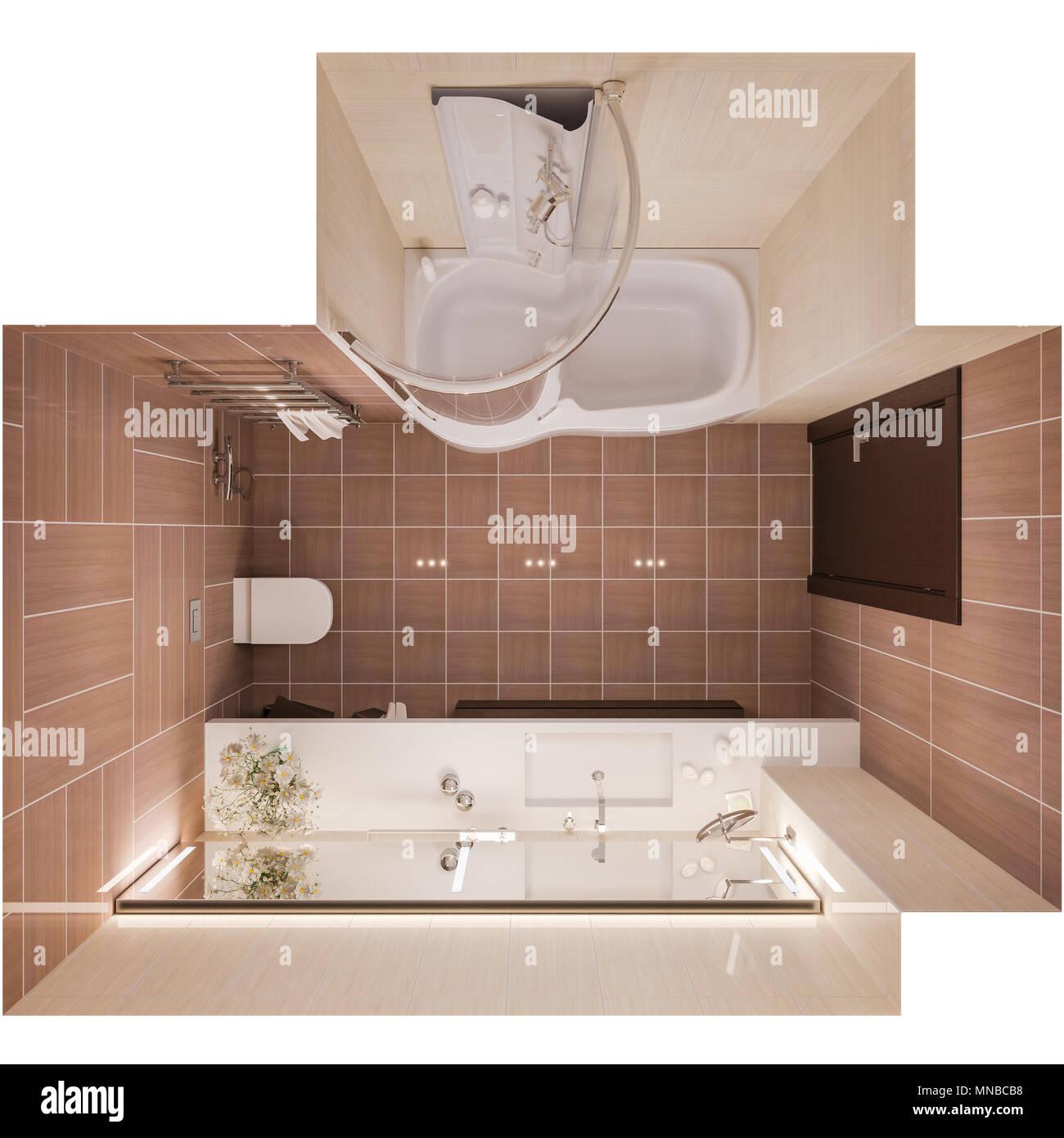 Emejing Badezimmer Warme Farben Photos - Erstaunliche Ideen ...