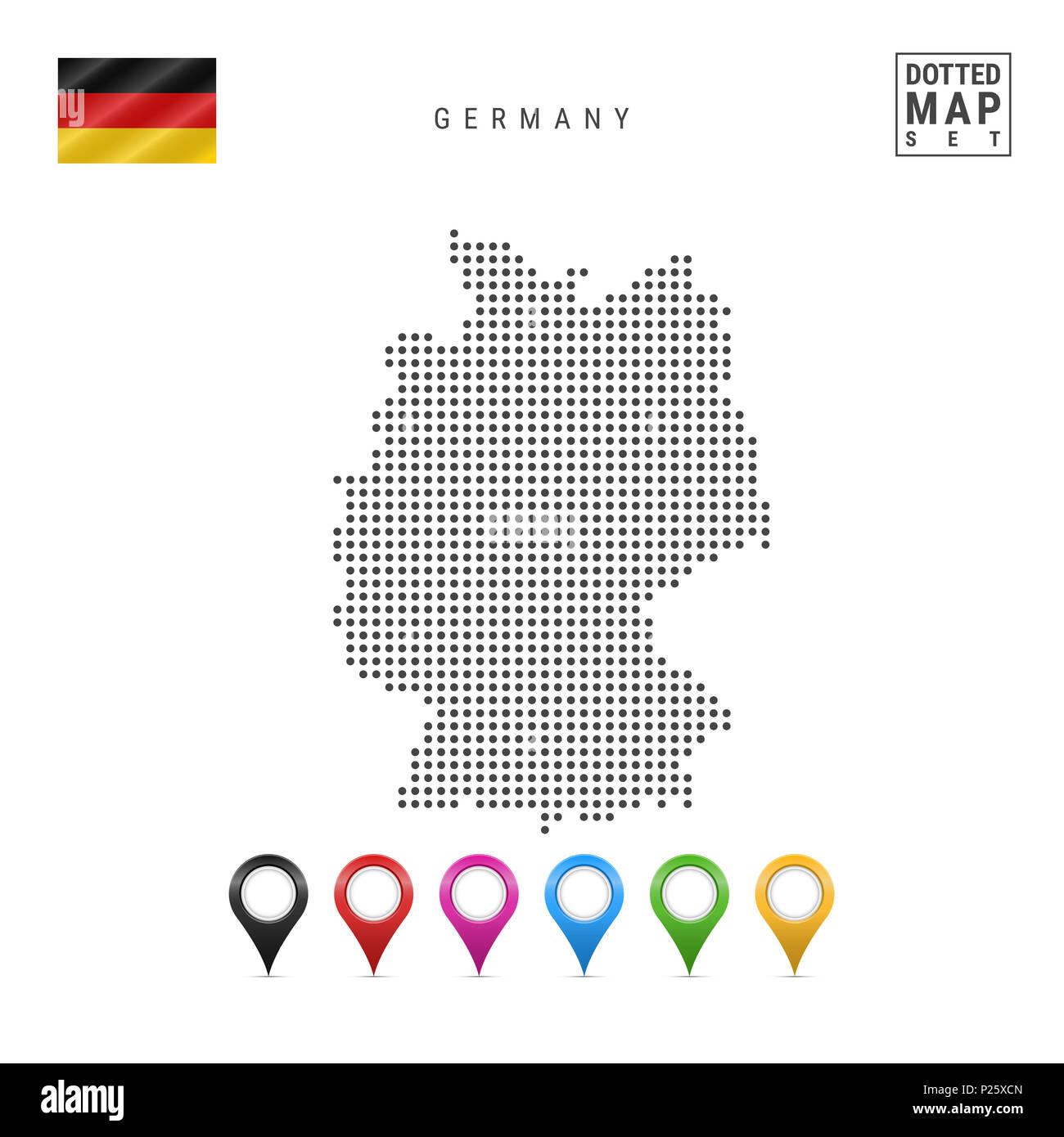 Deutschland Karte Bundesländer Schwarz Weiß.Deutschlandkarte Schwarz Weiss