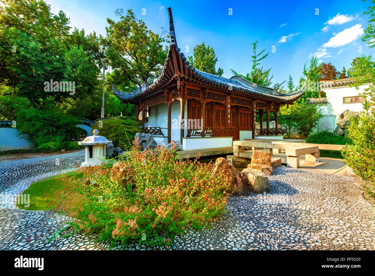 China Garten China Garten Hagenbecks Foto Bild Landschaft Garten