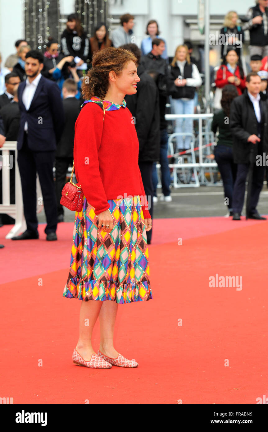 Roter Teppich Cannes Mai 13rd 2018 Cannes Lazzaro Felice Roter Teppich Bei Der 71st