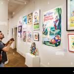 Die Kunst Der Disney Animationsgalerie Stockfotos Und Bilder Kaufen Alamy