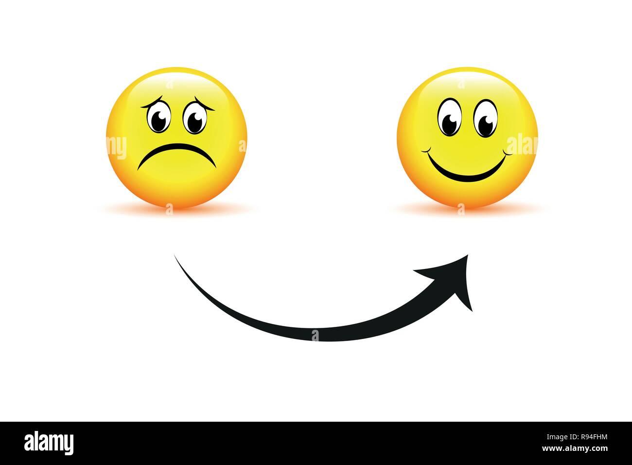 Kopf Hoch Smiley