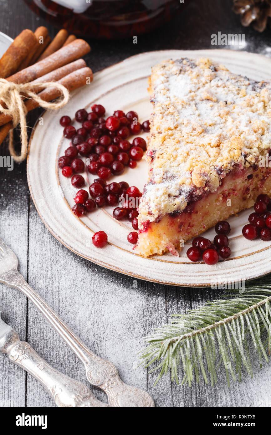 Kuchen Mit Pudding Und Obst Kekskuchen Ohne Backen