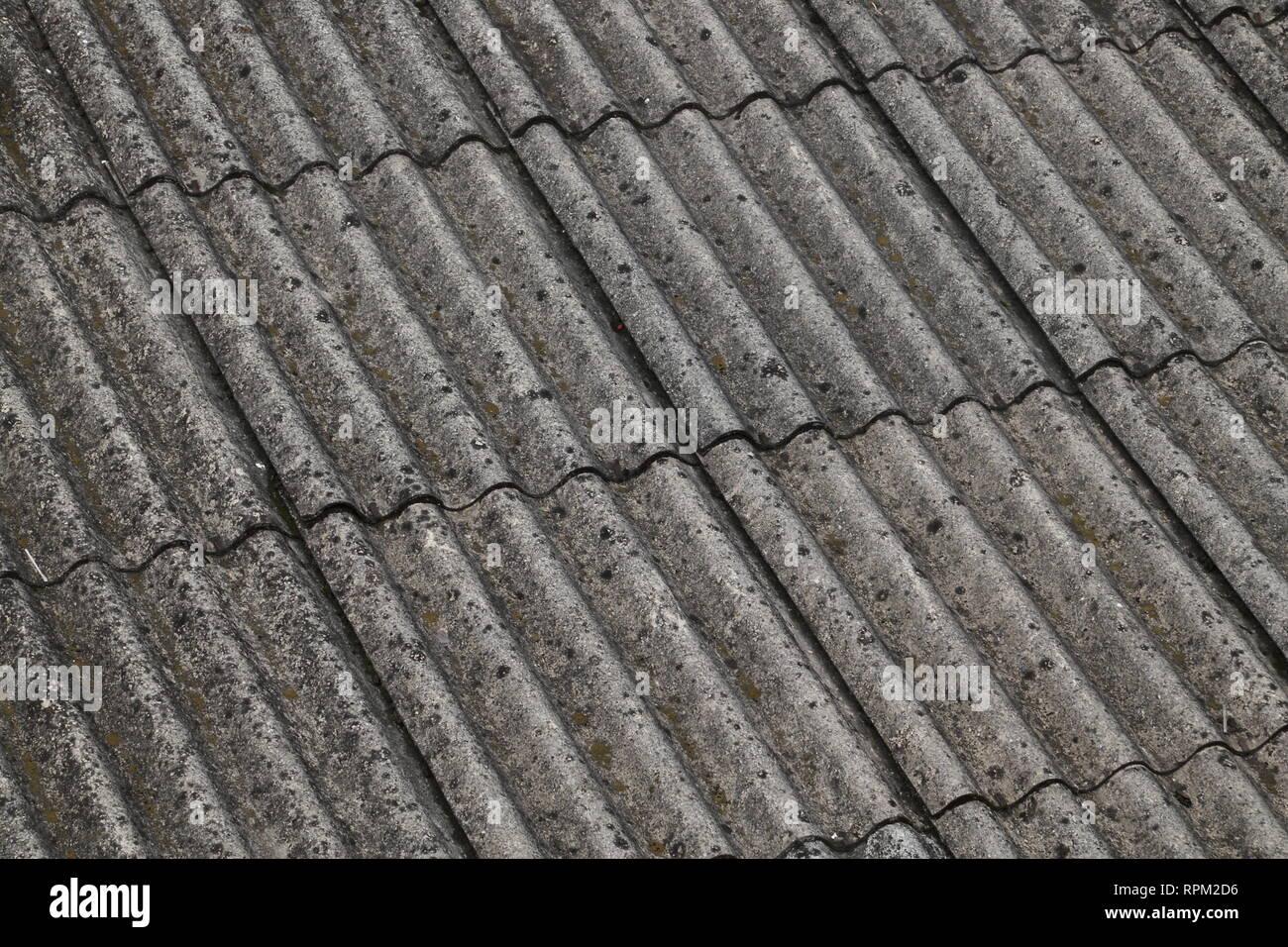 Dach Asbest Auf Dach Beautiful Asbest Auf Dach Risiken With Auf