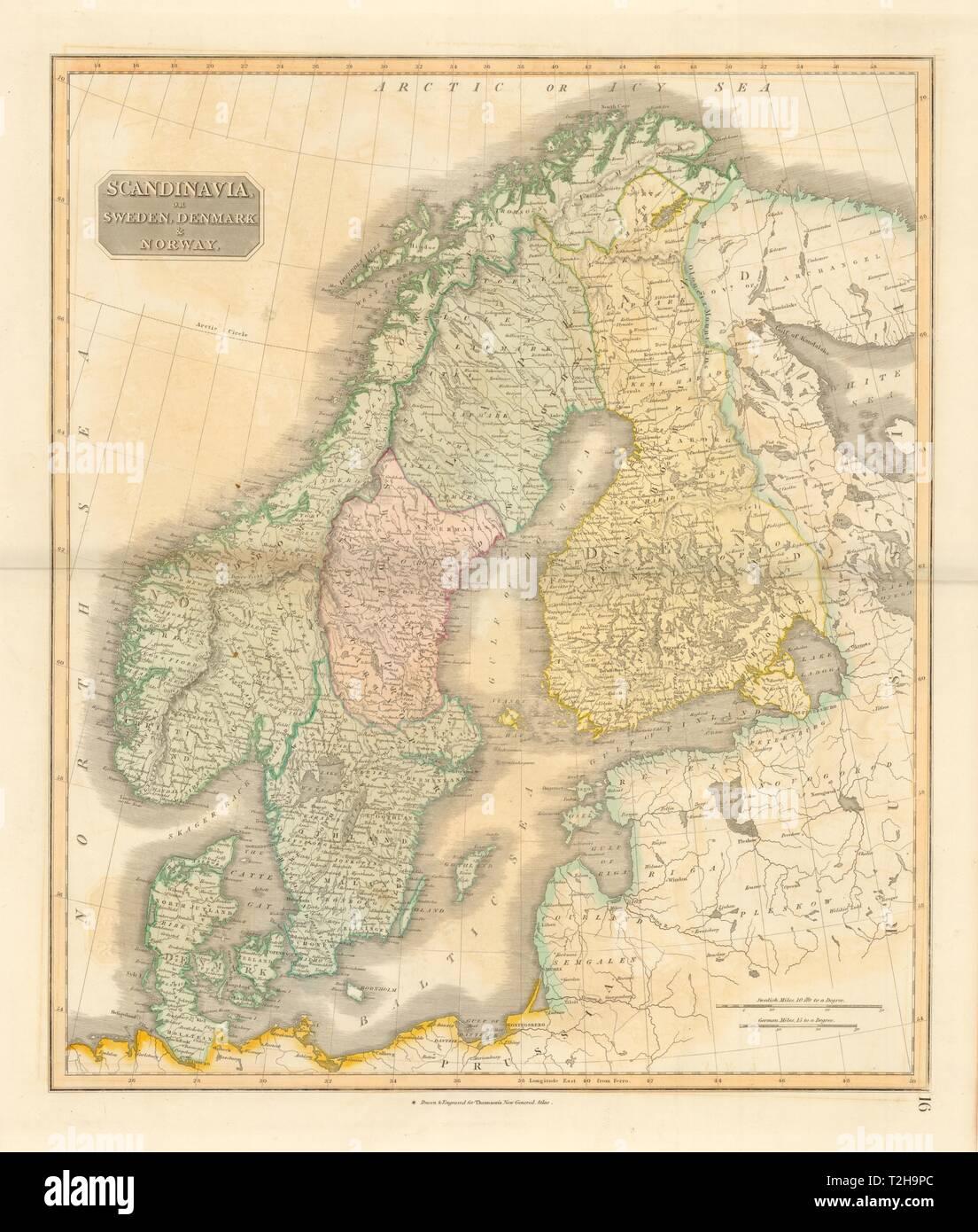 Skandinavien Karte Zum Ausdrucken.Karte Danische Ostsee